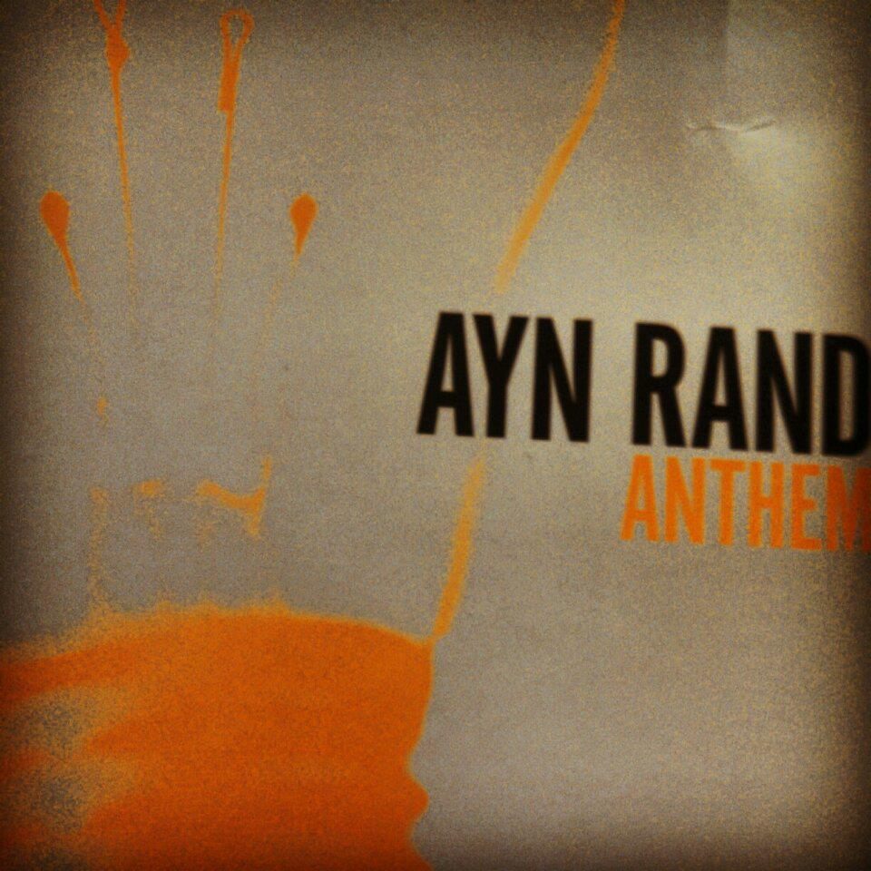 the story of equality in ayn rands novel anthem About ayn rand's anthem the controversial classic work of one individual's will versus the subjugation of society-now available as a compelling graphic novel in all that was left of humanity there was only one man who dared to think, seek, and love.