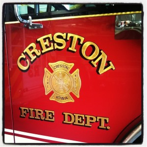 Creston Fire 6