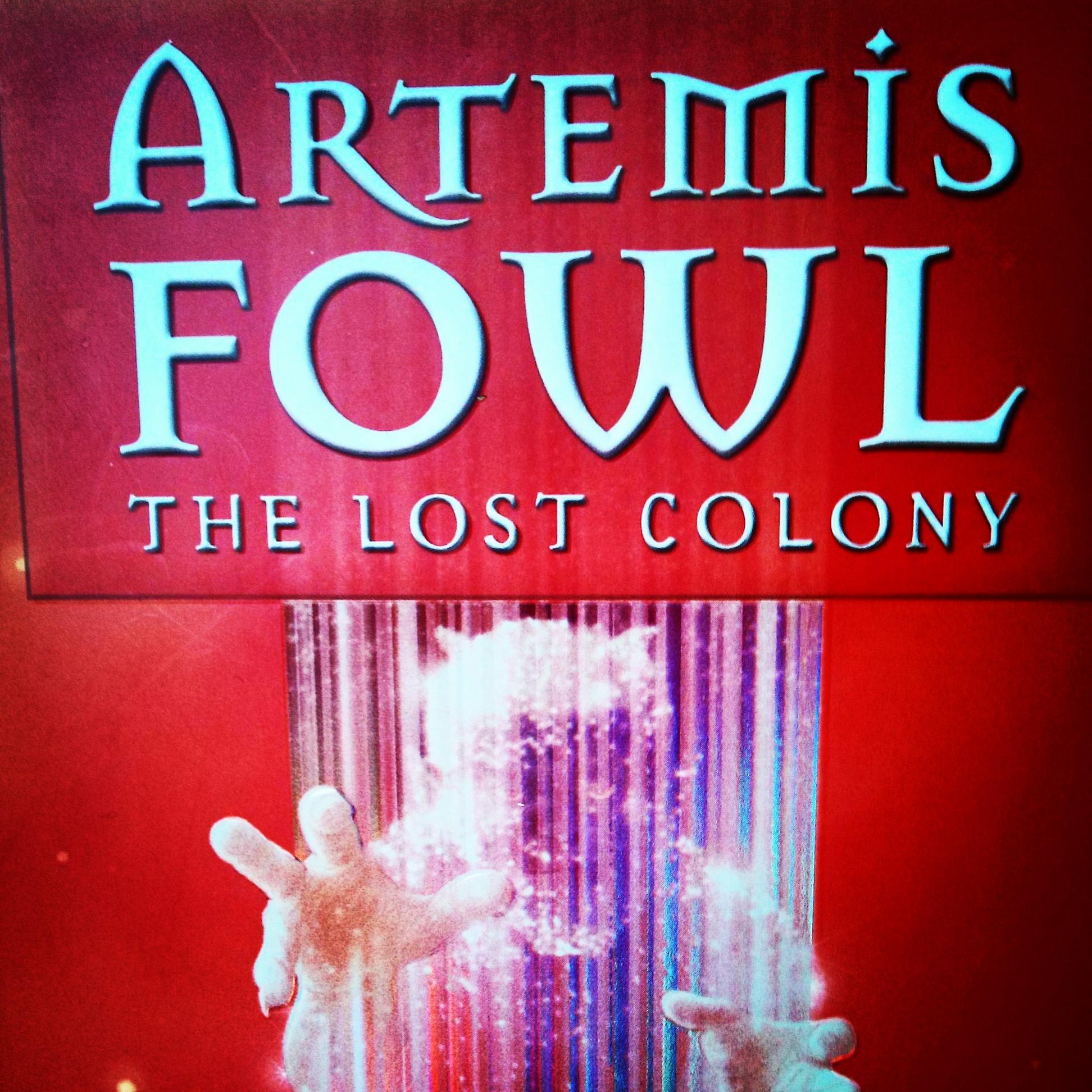 THE LOST COLONY ARTEMIS FOWL EBOOK