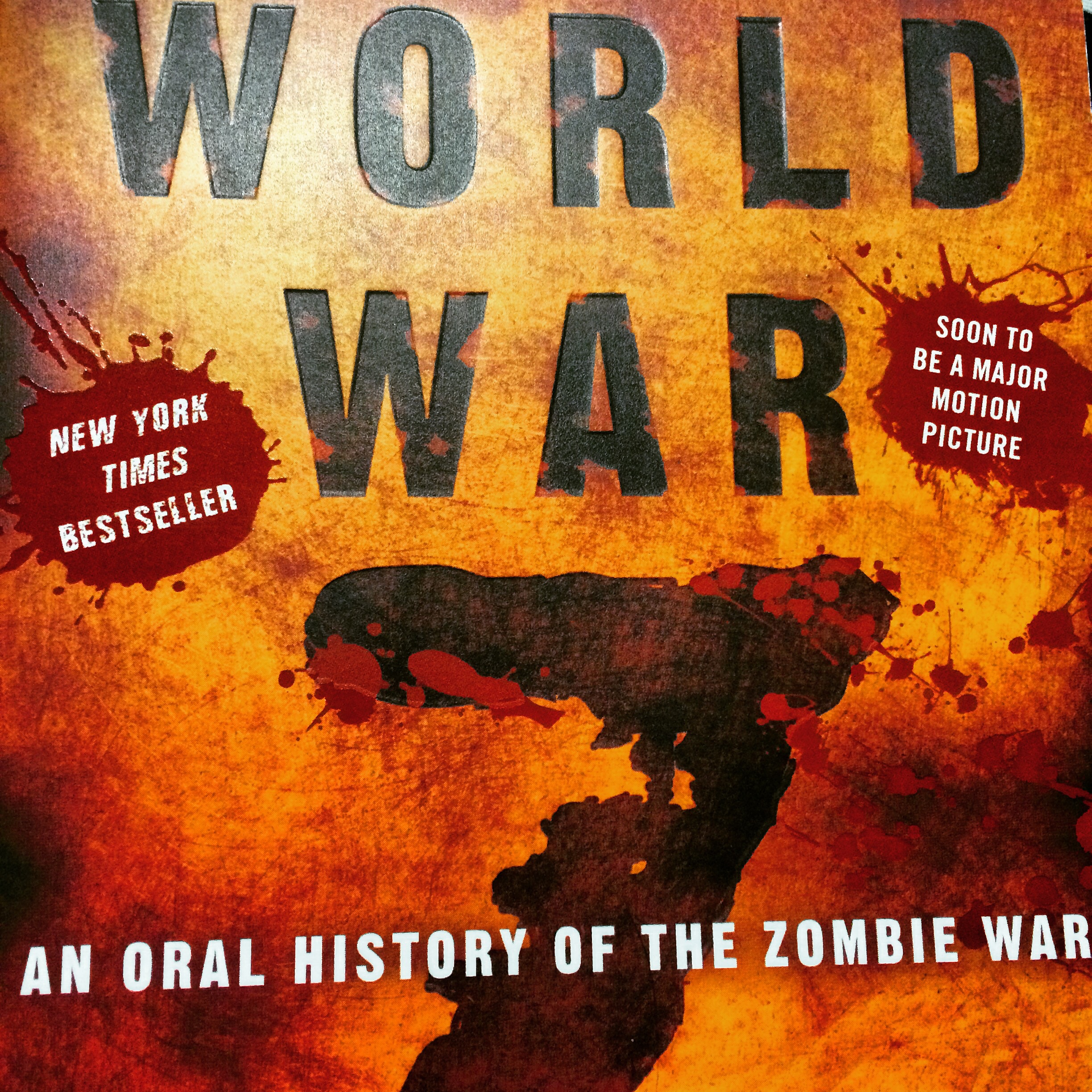 the theme of violence in the book world war z an oral history of the zombie war by max brooks And the shock value of seeing something as brutal as domestic violence case  world war z release  an oral history of the zombie war, by max brooks.
